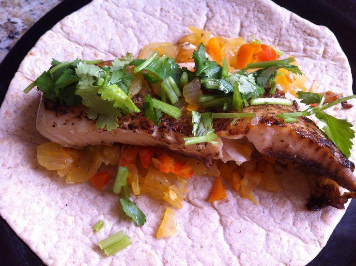 Healthy Fish Tacos Recipe