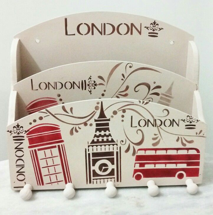 Porta Cartas London