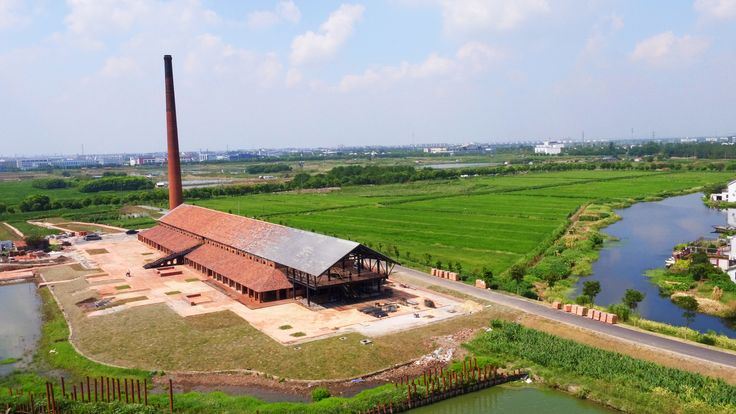Gallery of Zhujiadian Brick Kiln Museum / Land-Based Rationalism D-R-C - 2
