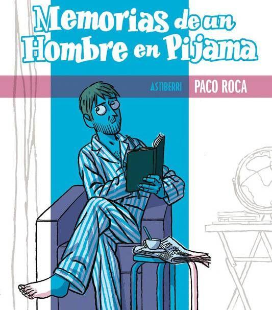 Con este cómic, vuelvo a adentrarme en el mundo Roca, me he reído con varias viñetas y siempre disfruto con su estilo cercano y de andar por casa.