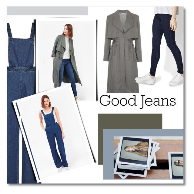"""Good Jeans: French Connection"" by frenchconnection ❤ liked on Polyvore featuring French Connection, women's clothing, women, female, woman, misses, juniors, denim, distresseddenim and FrenchConnection"