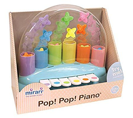 Mirari Pop! Pop! Piano Toy by Mirari