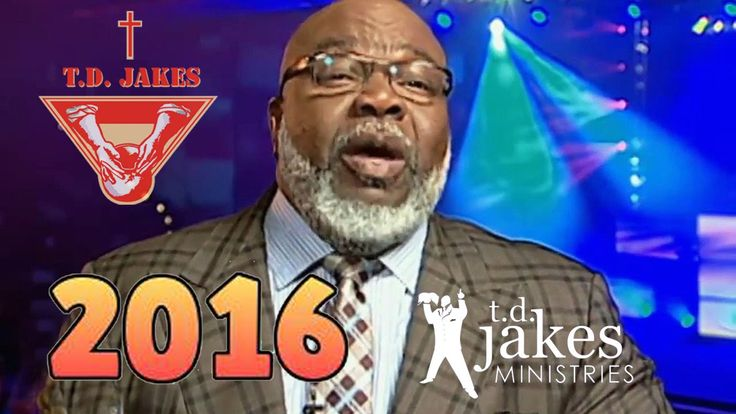 """Bishop TD Jakes sermons 2016 - """"Charge to this Generation"""" & """"Grace To B..."""