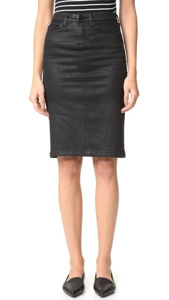 BLANK DENIM Vegan Leather Skirt. #blankdenim #cloth #dress #top #shirt #sweater #skirt #beachwear #activewear