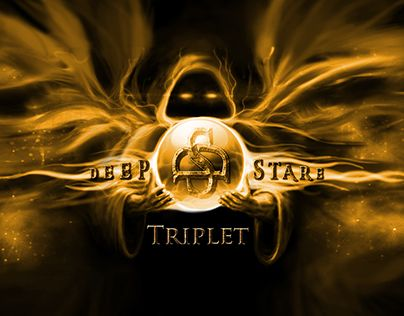 """Check out new work on my @Behance portfolio: """"Deep Stare CD"""" http://be.net/gallery/31879489/Deep-Stare-CD"""