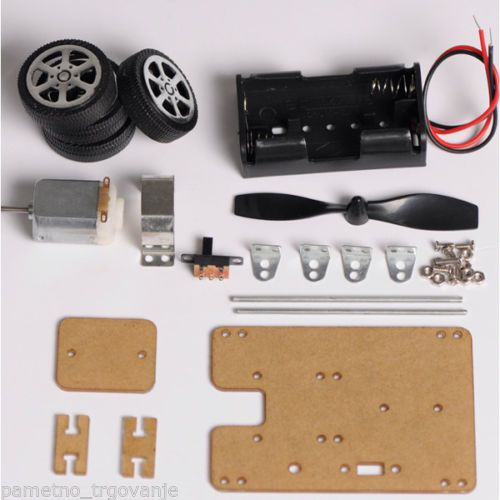 31 best robot kits images on pinterest robot kits robot and car kits diy mini wind car 90 small technology small invention package of educational toys toy car solutioingenieria Gallery