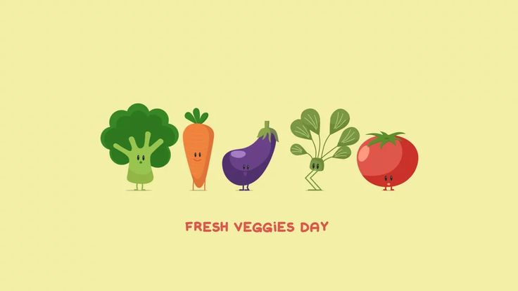 Fresh veggies day on Vimeo