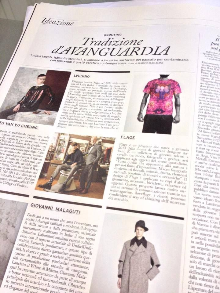 Lvchino is on Fashion Illustrated!