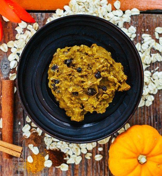 Pumpkin Breakfast Cookies | Paleo-ish
