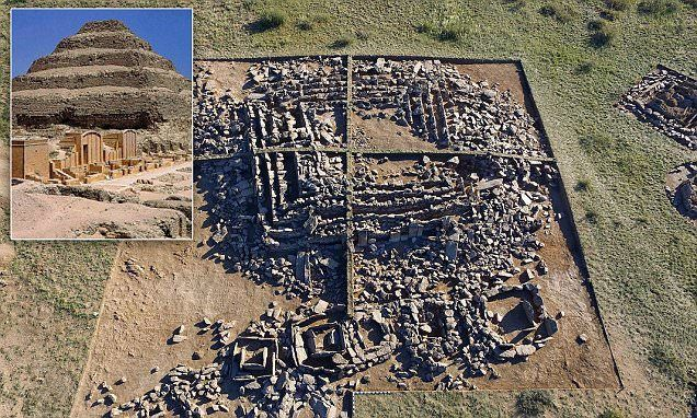 World's first pyramid found in KAZAKHSTAN, more than 4000 miles from Egypt and at least 1000 years older than Egypt's oldest pyramid.