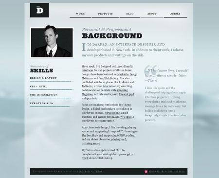 Best Biography Layouts Images On Pinterest Biographies - Fresh artist bio template design