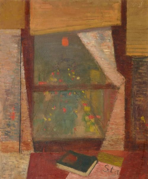 1910: Victor Pasmore, The Window c.1938-1947