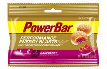 Get the energy you want when you need it.  PowerBar Gel Blasts are great-tasting bite-sized energy chews designed to help keep you going strong throughout strenuous exercise.  PowerBar Gel Blasts contain PowerBar C2 MAX-optimized carb blend formulated wit
