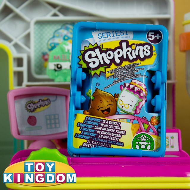 Checking Out at Shopkins Small mart with Shopkins Blind Baskets - http://youtube.com/user/ToyKingdom  #shopkins #shopkin #shopkinsworld #cute #kawaii #toys #smallmart
