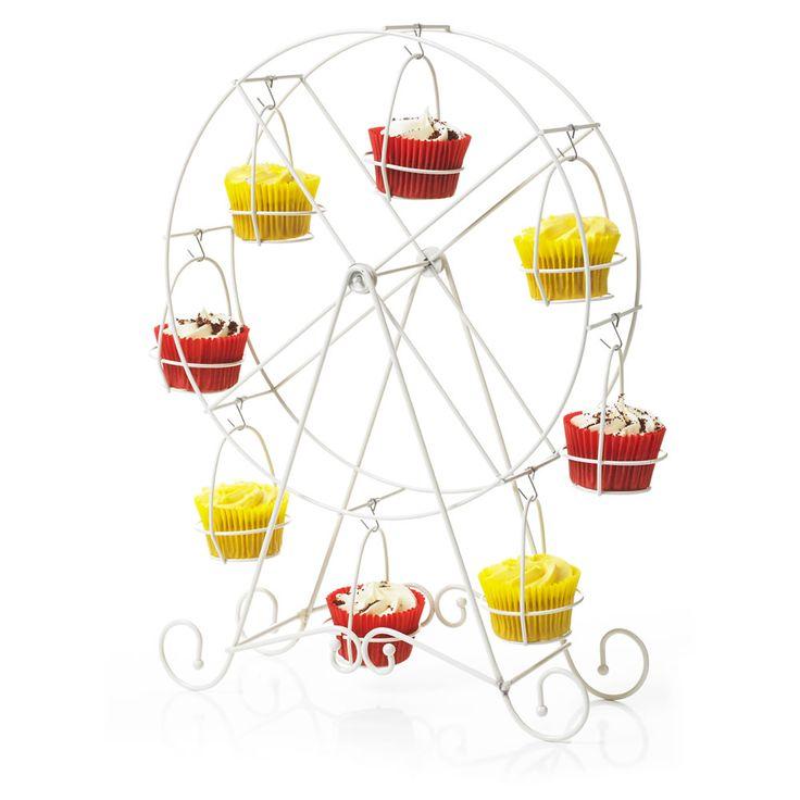 Wilko Ferris Wheel Cupcake Stand