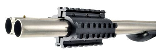 Laserlyte Double Barrel Quad Rail Adapter ADP-ZK