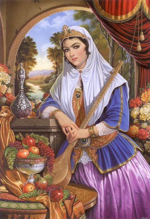 persian paintings - Google Search