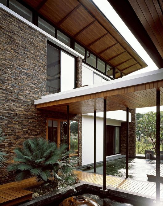 Nature House,© Spaceshift Studio