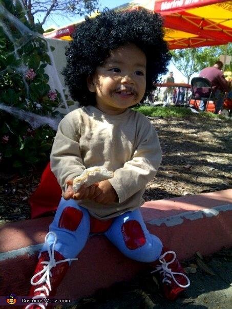 Nachooooooooooooo! - 2012 Halloween Costume Contest