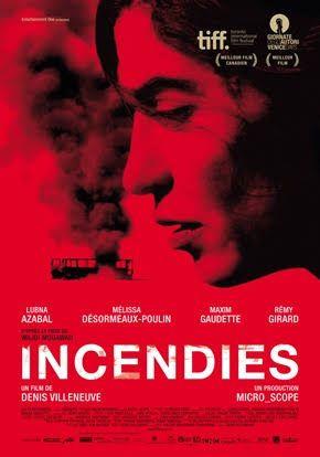 Incêndios, de Denis Villeneuve