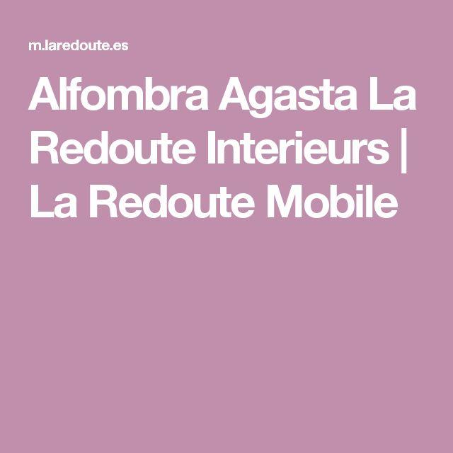 Alfombra Agasta La Redoute Interieurs | La Redoute Mobile