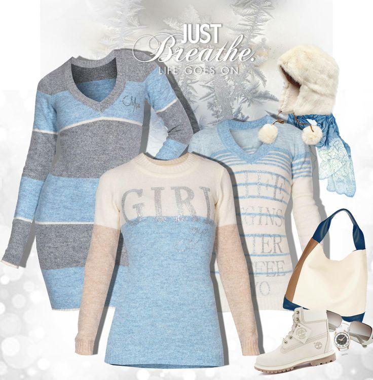 #mayochix #pulover #fashion #blue #fw
