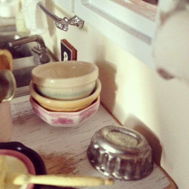 Dollhouse Miniatures Jensen: 1000+ Images About Dollhouse Kitchen On Pinterest