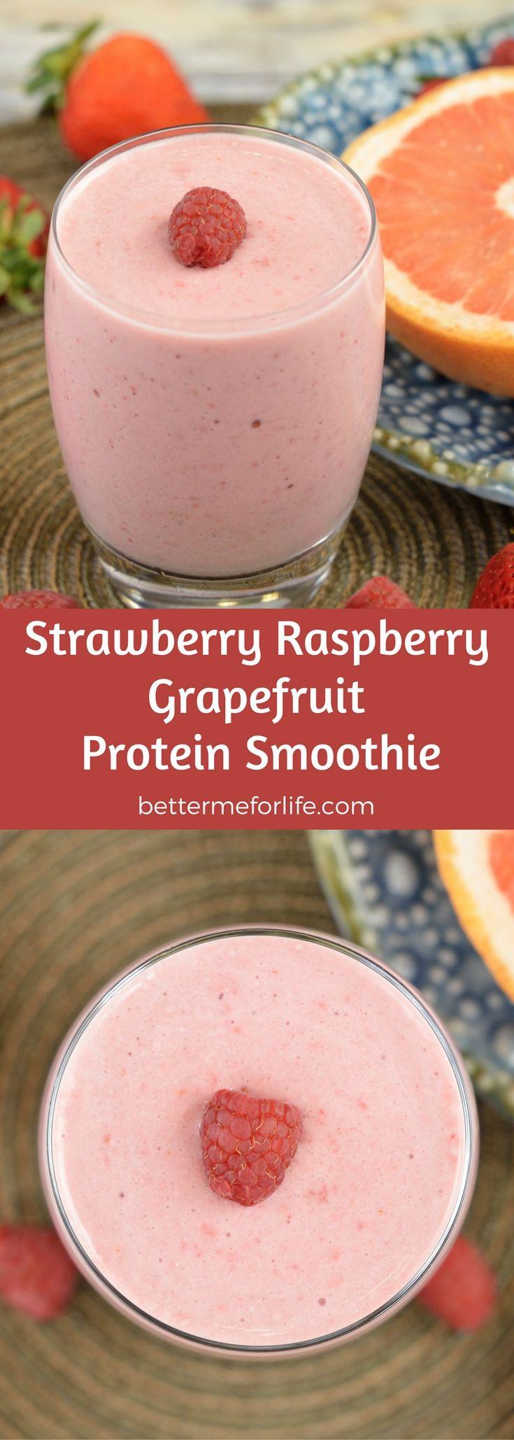Die besten 25+ Grapefruit smoothie recipe healthy Ideen auf ...
