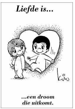 love is an open door!