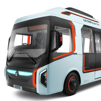 The Ultra Electric Bus concept showcases TATA MOTORS' design vision of a fully electric bus that is the symbol of a modern, resurgent India. Tata sees the Ultra Electric as a fundamental part of India's future SMART city initiative. Below, we interview Tata's global Head of Design Pratap Bose to