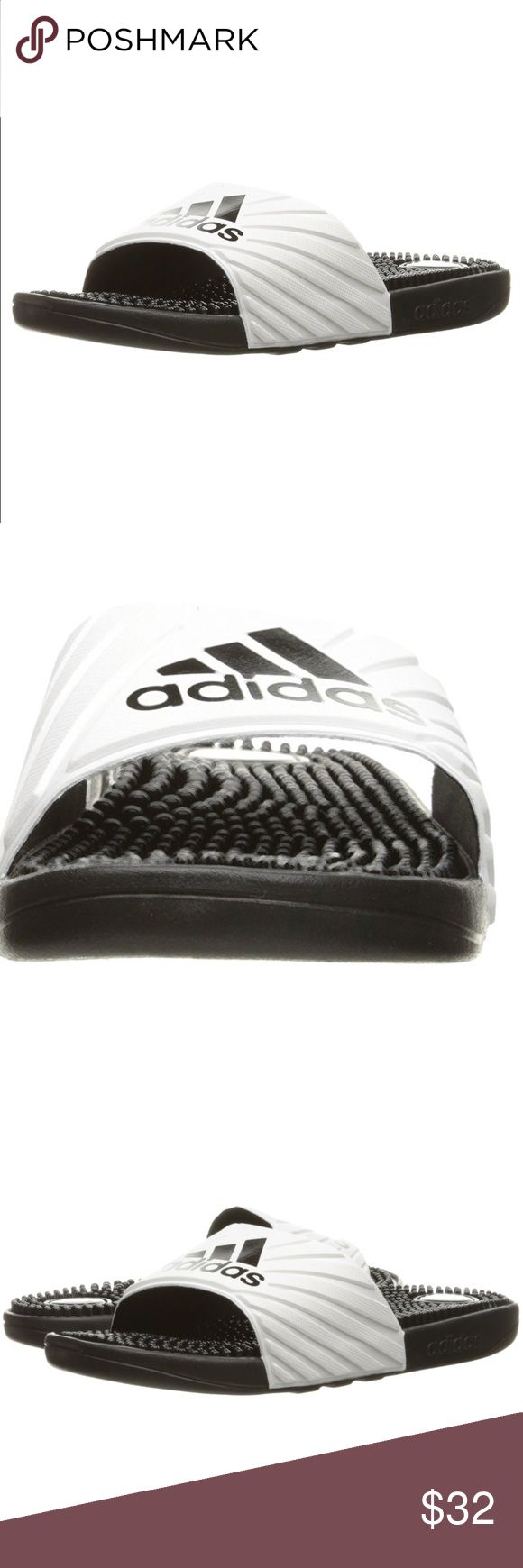 adidas women's slide on sandals Performance Women's Voloossage W Athletic Sandal *NEW adidas   Shoes Sandals