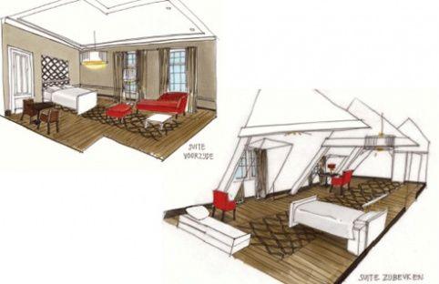 Sketch Rooms - Design Beers Brickworks