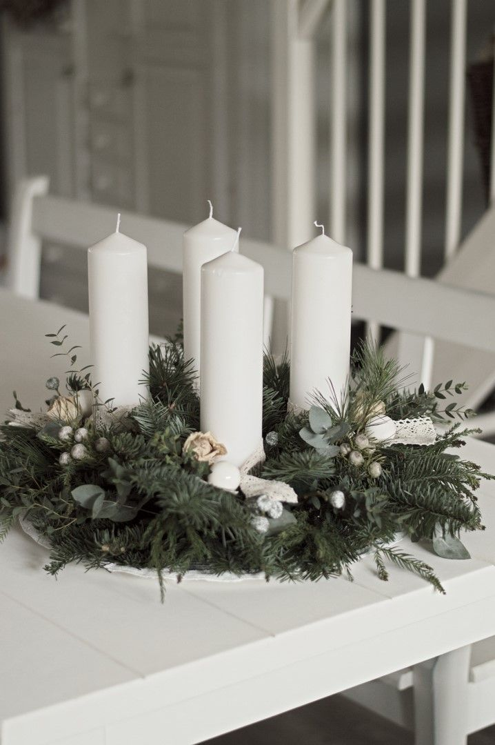 1000 ideas about advent candles on pinterest advent - Pinterest advent ...