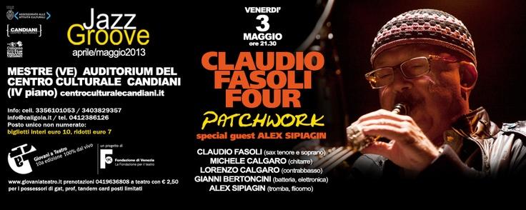 http://www.caligola.it/2013/04/22/il-3-maggio-claudio-fasoli-four-patchwork-alex-sipiagin-per-jazz-groove-2013/