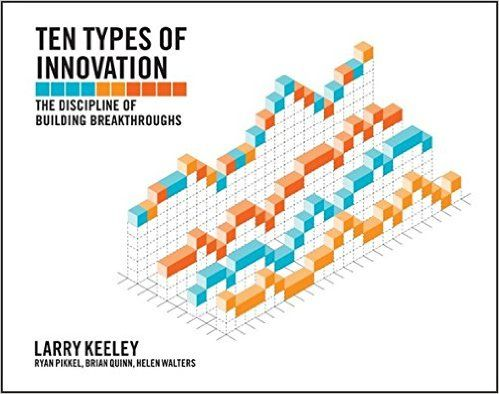Ten Types of Innovation: The Discipline of Building Breakthroughs: Larry Keeley, Helen Walters, Ryan Pikkel, Brian Quinn: 9781118504246: Amazon.com: Books