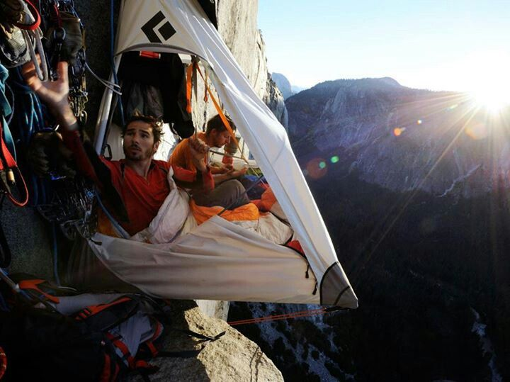 Mountainside tents | NO way NO how | Pinterest | Tent