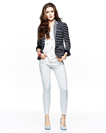 Go-with-everything stripes