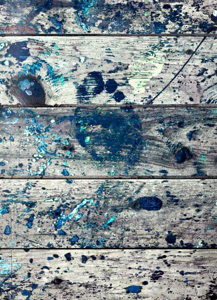 Jackson Pollock's studio in East Hampton