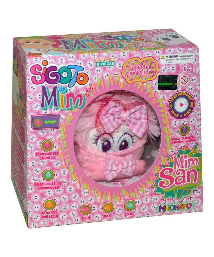 Bebé Mim Rosa Edición Especial Sigoto