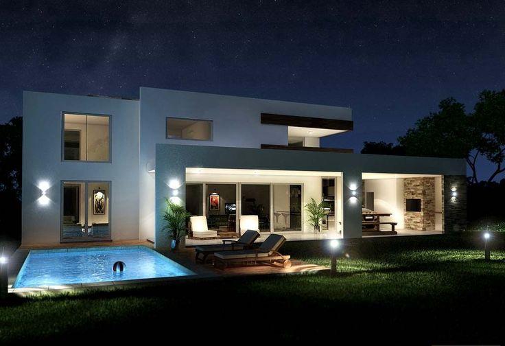 Jardin Casa Moderna
