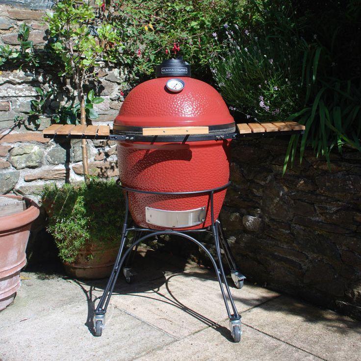 Kamado Joe Classic Grill / BBQ Ceramic grill, Grilling