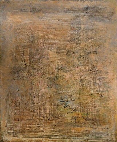 Zhao Wou-Ki's Foret de Bambou to headline Sotheby's sale