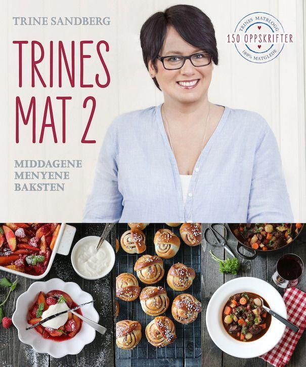 Ny bok fra Norges største matblogger og Årets matblogger 2014!