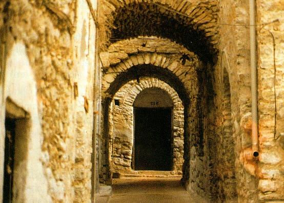 Mesta, Chios (Greece) - Summer!