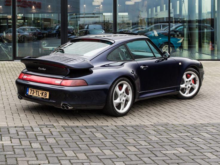 1996 Porsche 911 / 993 Turbo - 993 Turbo WLS II | NachtBlau