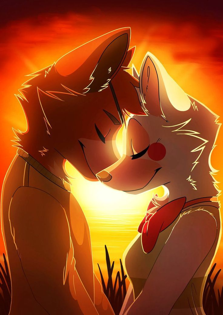 She's so beautiful by CristalWolf567. I ship it like 5% out of 100% because i ship foxy x chica but this is very cute. Keep up the great work cristalwolf567