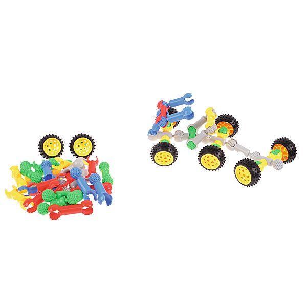 Klocki konstrukcyjne pojazdy Moje Bambino #fun #bricks #kids   http://www.mojebambino.pl/zabawki-klocki-i-gry/3556-klocki-konstrukcyjne-kosci-z-kolami.html