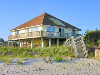 Spacious Ocean Front Home with direct beach access, gorgeous views!Vacation Rental in Emerald Isle from @HomeAway! #vacation #rental #travel #homeaway