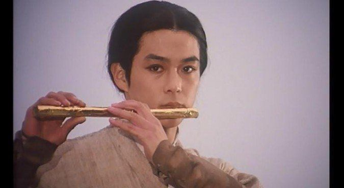 Ri YONG Ho - [reîntors din Japonia ] un sex simbol viitor al cinematografiei nord - coreene in rolul Hong Gil-dong a fost primul film nord - coreean de acțiune, care a angajat artele martiale ale stilului din Hong Kong,.jpg (675×368)
