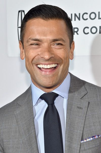 "Mark Consuelos Photos Photos - Actor Mark Consuelos attends the ""All We Had"" Premiere during the 2016 Tribeca Film Festival at BMCC John Zuccotti Theater on April 15, 2016 in New York City. - 'All We Had' Premiere - 2016 Tribeca Film Festival"